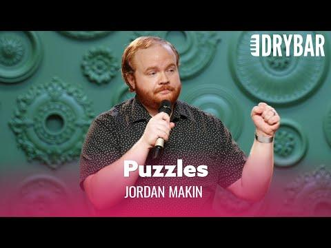 Stop Buying Puzzles In A Pandemic Video. Comedian Jordan Makin