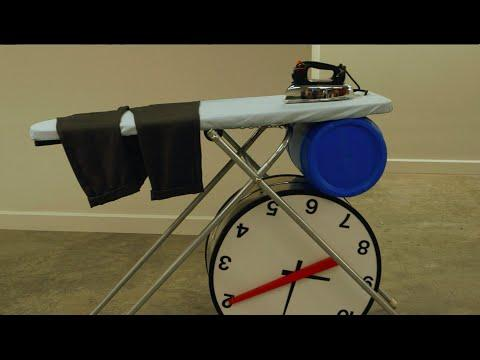The Dresser (chain Reaction Rube Goldberg Machine)