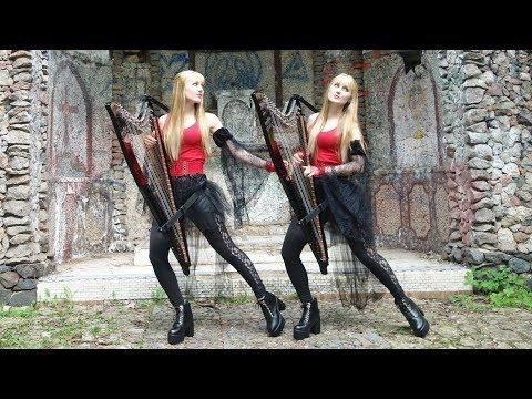 Paranoid - Harp Twins, Camille and Kennerly
