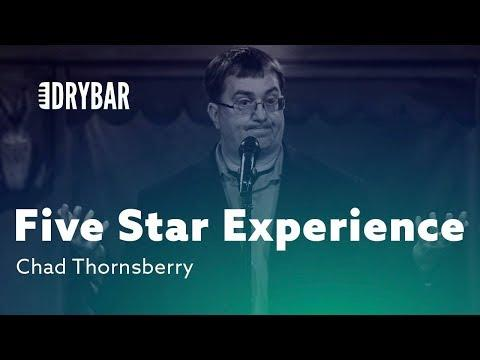 Five Star Experience. Chad Thornsberry