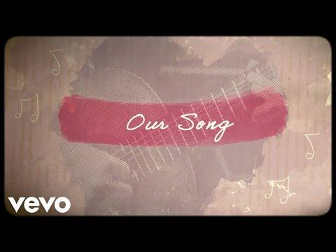 Willie Nelson - Our Song (Official Lyric Video)
