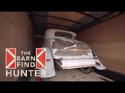 Barn Find Hunter | Episode 2 - Northern California