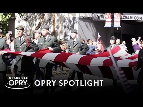 7 Ways To Thank A Vet | Opry Spotlight | Opry