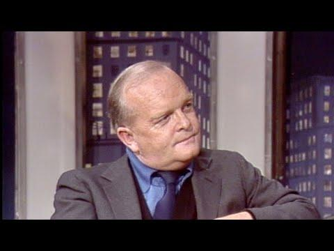 Truman Capote Talks About In Cold Blood on The Tonight Show Starring Johnny Carson - Part 2 of 3