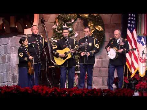 Bluegrass Christmas Medley | The U.S. Army Band's  American Holiday Festival
