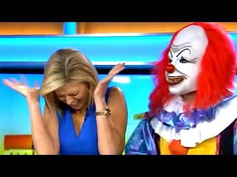 Best News Bloopers October 2019 Are Spooky Funny