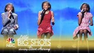 "Little Big Shots - Amazing ""My Girl"" Cover (Episode Highlight)"