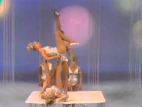 The Tovarich Female Acrobatic Balancing Troupe
