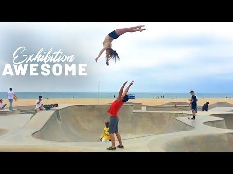 Extreme Squad Goals | Exhibition Awesome