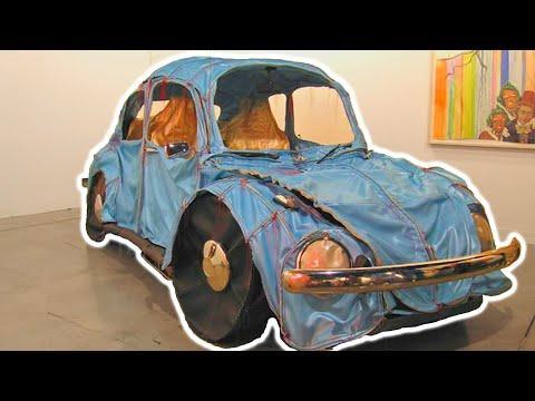Pop Art Sculptor - Texas Country Reporter #Video
