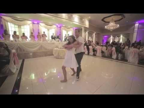 Kyle And Nicole's Amazing Wedding Dance!