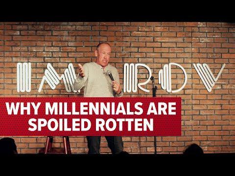 Why Millennials Are Spoiled Rotten   Jeff Allen #Video