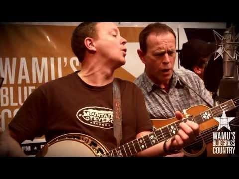The Spinney Brothers - Memories [Live At WAMU's Bluegrass Country]