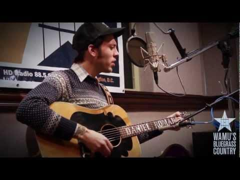 Daniel Romano - Diamonds And Dogs [Live At WAMU's Bluegrass Country]