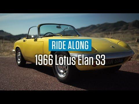 1966 Lotus Elan S3 | Ride Along