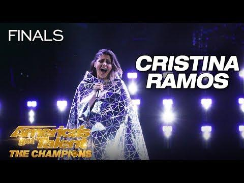 Cristina Ramos: This Singer Will SURPRISE You With