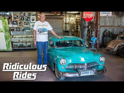 Meet Ernie Adams. He Builds Tiny Cars Out Of Old Fridges #Video