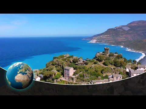 Corsica: The Beauty - Where Napoleon Bonaparte was born