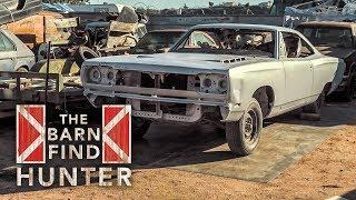 Collection of California cars need new homes | Barn Find Hunter - Ep. 37