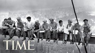 Lunch Atop A Skyscraper: The Story Behind The 1932 Photo   100 Photos   TIME