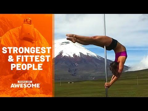 Most Impressive Fit & Strong People | Ultimate Compilation