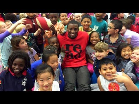 Book club is the MVP of Patriot wide receiver Malcolm Mitchell's career
