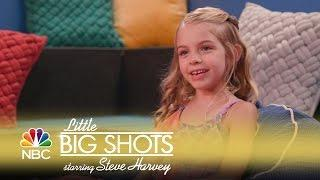 Little Big Shots' Little Big Questions: What Would Your Superpower Be? (Digital Exclusive)