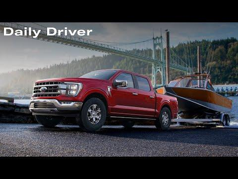 2021 Ford F-150 PowerBoost Hybrid, TVR Griffith, Convertible Safety Video - Daily Driver