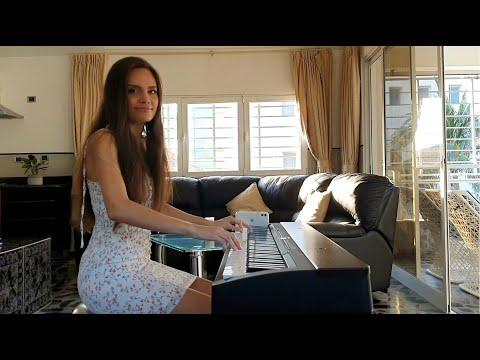 Ladyva - Quarantine Boogie on Piano