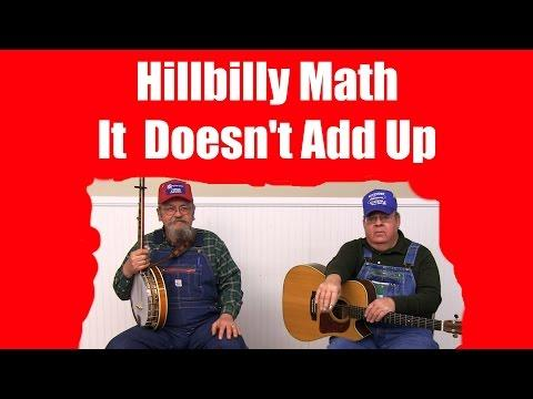 Hillbilly Math Doesn't Add Up