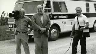 Steve Hartman remembers Charles Kuralt, the legendary creator of On The Road, as the segment turns 5