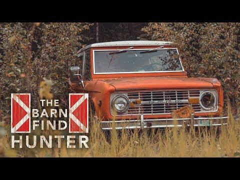 A band of Broncos hidden in the Alaskan bush | Barn Find Hunter - Ep. 47