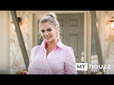 My Houzz: Kate Upton's Surprise Renovation