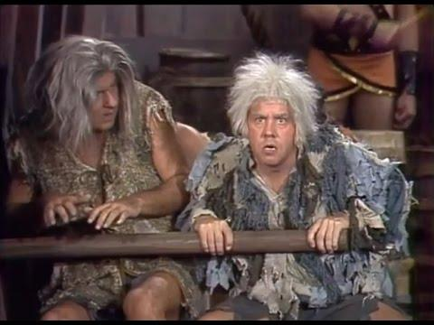 The Oldest Man: Galley Slaves From The Carol Burnett Show (full Sketch)