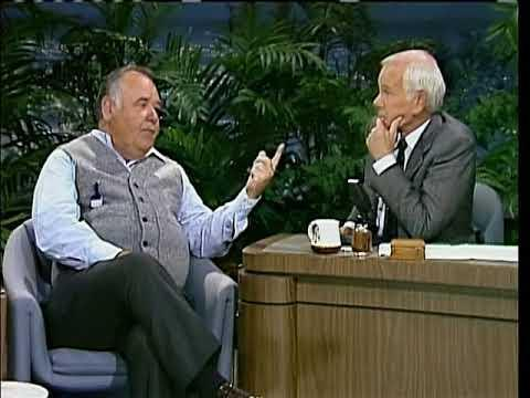 Jonathan Winters on the Tonight Show 8 25 1988
