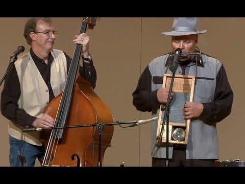 Washboard! - Raincrow Bill-  David Holt Video