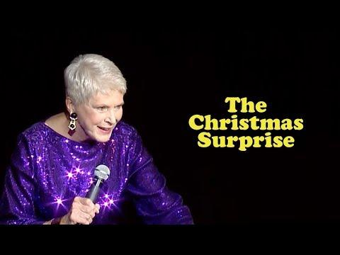 Jeanne Robertson Comedy The Christmas Surprise