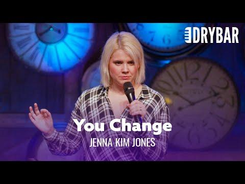 You Change When You Get Married. Jenna Kim Jones #Video