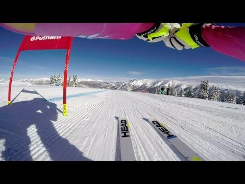 Lindsey Vonn Breaks World Record