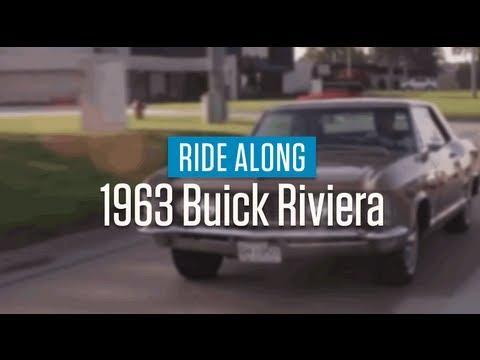 1963 Buick Riviera | Ride Along