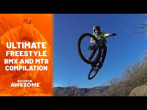 Best of Freestyle BMX & Mountain Biking | Ultimate Compilation Video