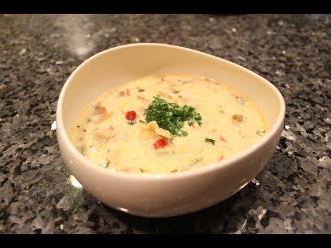 Clam Chowder Recipe - OrsaraRecipes
