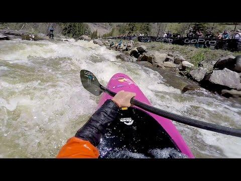 Dane Jackson Wins Steep Creek - GoPro Mountain Games 2015