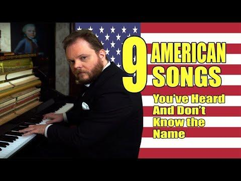 9 American Songs That You've Heard And Don't Know The Name