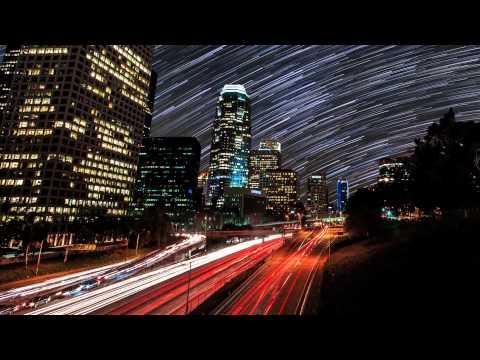 Starry Skies Over Downtown LA! Timelapes - 1080p HD
