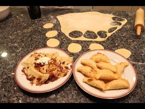 Homemade Pierogi Recipe - OrsaraRecipes