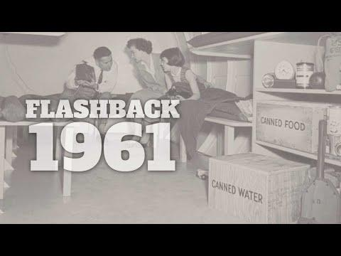 Flashback to 1961 - A Timeline of Life in America #Video