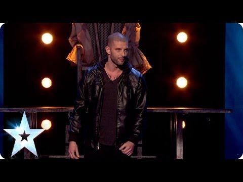 Magician Darcy Oake Does The Ultimate Dissapearing Act