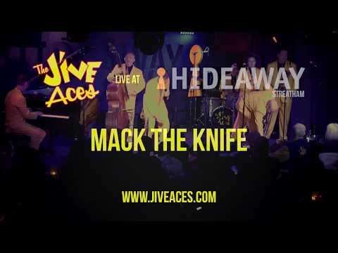 The Jive Aces Live at the HIdeaway - Mack the Knife (Bobby Darin/Ella Fitzgerald cover)
