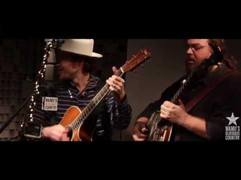 The Howlin' Brothers - Hard Times [Live At WAMU's Bluegrass Country]